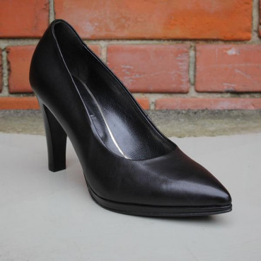 R, de Angelo Antigua 600 Damen Pumps, Leder, 50% SALE!!!