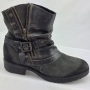 Remonte D1784-42 DamenBootie in bisam/as/grün,Kassedy, Oldenburg, Schuhe